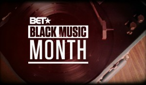 Black Music Month Campaign '15
