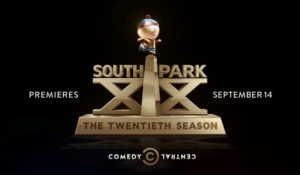 South Park 20th Tune In